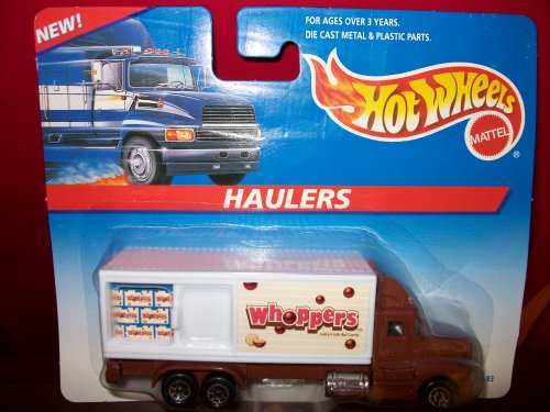 MATTEL HOT WHEELS - WHOPPERS - 1997- SIZE IS 1:64