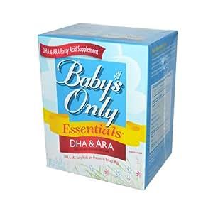 Amazon Com Baby S Only Dha Amp Ara Fatty Acid Powder 12