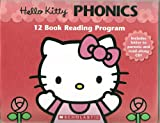 Hello Kitty Phonics Boxed Set: 12 Book Reading Program (12 Books and Audio CD)