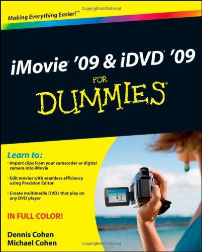 iMovie '09 & iDVD '09 For Dummies