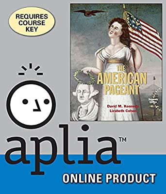 the american pagent chapter 7 outline Outline a new national government for the future united states organize a colonial army chapter 6 apush american pageant ch8 apush american pageant ch9.