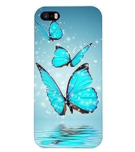 MENTAL MIND DESIGNER HARD SHELL BACK COVER CASE FOR APPLE Iphone 5S