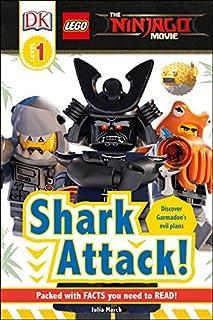 Book Cover: DK Readers L1: THE LEGO® NINJAGO MOVIE