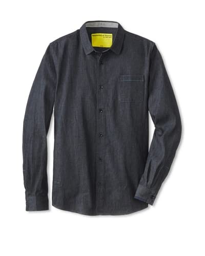 Descendant of Thieves Men's Lightweight Denim Shirt