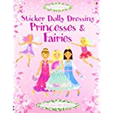 Princesses and Fairies (Sticker Dolly Dressing)by Fiona Watt