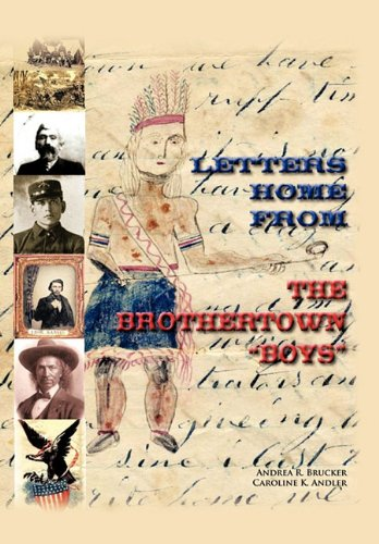 """Letters Home from the Brothertown """"Boys"""