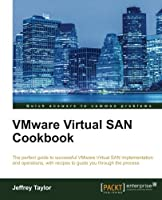 VMware Virtual SAN Cookbook Front Cover