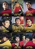 Legends of Star Trek - Original Series Pack: Scotty, Uhura, and Sulu (October 13, 2004)