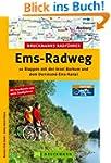 Radf�hrer Ems-Radweg: 10 Etappen mit...