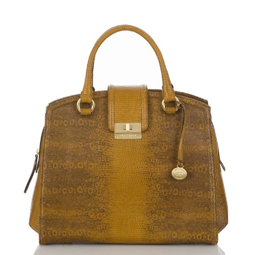 Oxford Satchel<br>Fashion Lizard