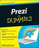 Prezi For Dummies Front Cover
