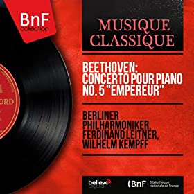 "Beethoven: Concerto pour piano No. 5 ""Empereur"" (Mono Version)"