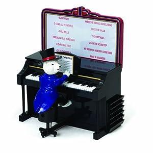 Mr. Christmas Play It Again Polar Bear Decor