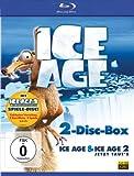 Ice Age 1 und Ice Age 2 (2 Blu-rays)