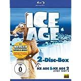 "Ice Age 1+2 [Blu-ray]von ""Carlos Saldanha"""