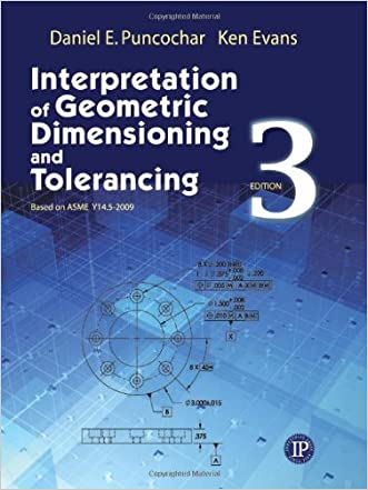 Interpretation of Geometric Dimensioning and Tolerancing