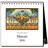 Hawaii Desk Calendar by Found Image Press