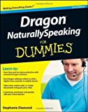 img - for Dragon NaturallySpeaking For Dummies by Stephanie Diamond (Sep 16 2011) book / textbook / text book