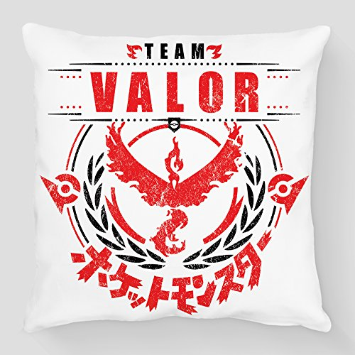 Cojn-Pokmon-Go-Team-valorvalor-seleccin-rojo-reprsent-par-SulfuraMoltres-Kanto-Factory
