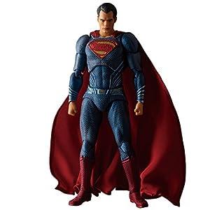 Medicom Batman v Superman: Dawn of Justice: Superman MAF EX Action Figure at Gotham City Store