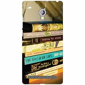 Asus Zenfone 6 A601CG Back Cover - Study Book Designer Cases