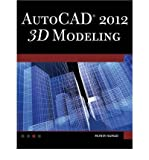img - for [ [ [ AutoCAD 2012 3D Modeling [With DVD] [ AUTOCAD 2012 3D MODELING [WITH DVD] ] By Hamad, Munir M ( Author )Oct-30-2011 Paperback book / textbook / text book