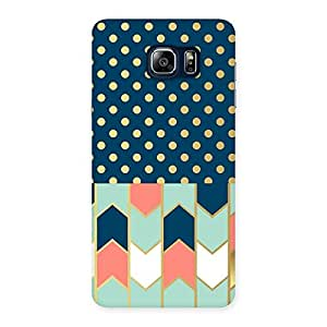 Stylish Pattern Pastal Back Case Cover for Galaxy Note 5