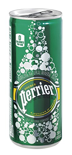 Perrier (Perrier) 330ml×24 this can parallel imported goods