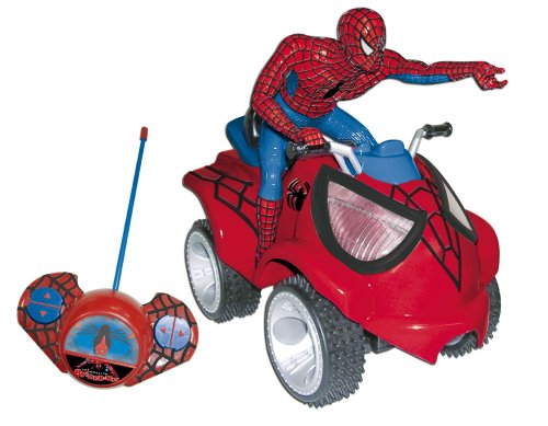 Spiderman RC Quad Bike