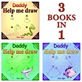 daddy - help me draw collection (3 books on sale!) (how to draw collcetions)