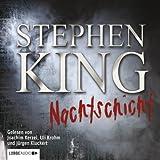 Nachtschicht - die vollständige Hörbuchausgabe: MP3-CD