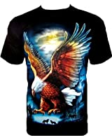 Rock Chang T-Shirt Eagle Aigle R 495
