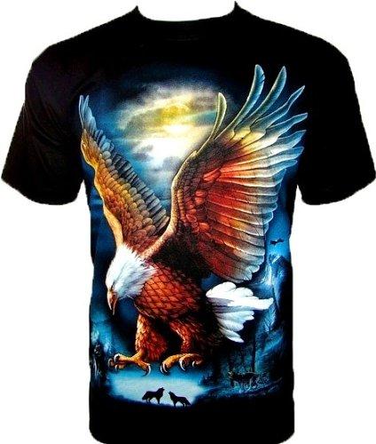 rock-chang-t-shirt-eagle-adler-tiermotiv-schwarz-r495-l