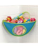 Panier range jouets pour le bain Munchkin bleu