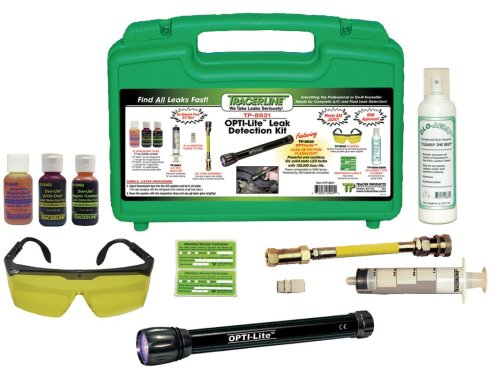 Spectronics Corp/Tracer TP8621 LeakFinder Air Conditioner and Fluid Leak Detection Kit (Air Conditioner Leak Repair compare prices)