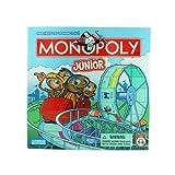 パーカーブラザーズ モノポリー・ジュニア   Parker Brothers Monopoly Junior