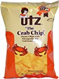 UTZ Crab Chips Potato Chips 9.5 Ounces (Pack of 10)