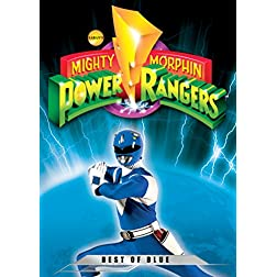 Mighty Morphin Power Rangers: Best Of Blue
