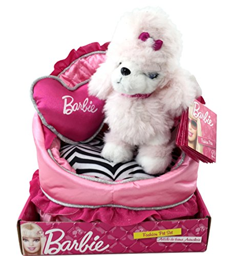 Barbie-Fashion-Pet-Sequin-the-Puppy-with-Own-Bed-and-Pillow-Plush