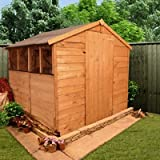BillyOh 6'x6' Classic Tongue And Groove Wooden Garden Shed