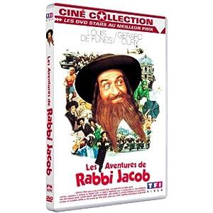 """Afficher """"Aventures de Rabbi Jacob (Les)"""""""