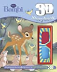 Disney Bambi 3d Storybook with 3d Gla...