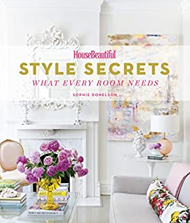 Book Cover: House Beautiful Style Secrets: What Every Room Needs