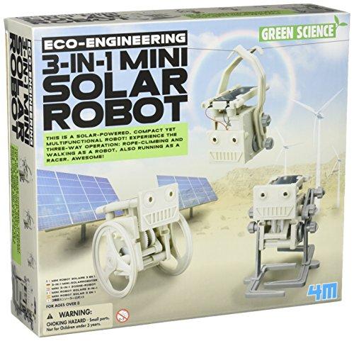 4M Solar Robot (Solar Robot Toy compare prices)