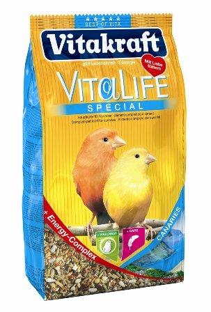 VITAKRAFT Vita Life® Spezial Kanarienvogel -