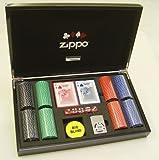 51cpCbDXNJL. SL160  Zippo Casino Poker Box mit Zippo Feuerzeug LIMITED xxx/750