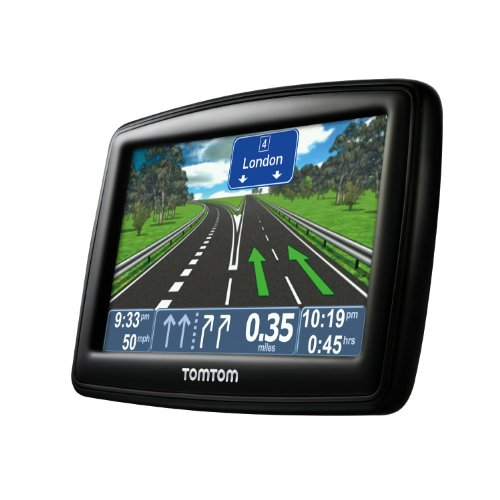 TomTom XL IQ Routes Edition 2 UK and RoI Refurbished Sat Nav