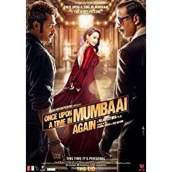 Once Upon a Time In Mumbaai Dobara  DVD (Hindi Movie / Bollywood Film / Indian Cinema)