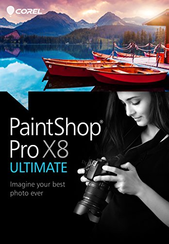 PaintShop Pro X8 Ultimate [Download] (Photo Plus Software compare prices)