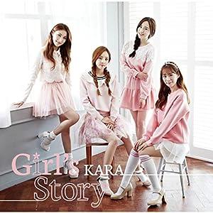 Girl's Story(初回限定盤B)(DVD付)